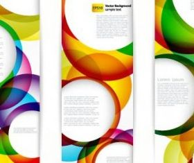 dynamic banner free 03 vector