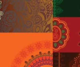 fine pattern background Illustration vector
