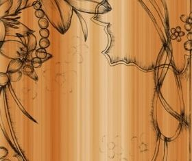 Sketchy Frames vector