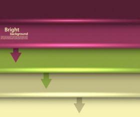 modern trend background 03 design vector
