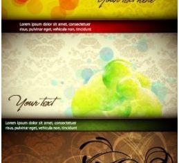 elegance banner set vector
