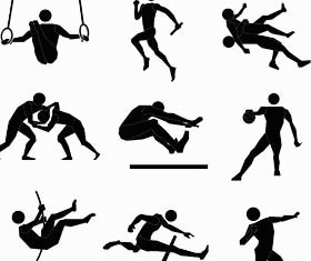 Sports free vectors graphic