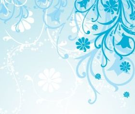 Spring Background free vector