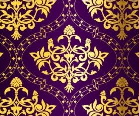 fabric pattern background vectors material