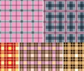 Checkered Cloth Pattern vector