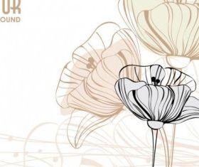 elegant pattern background 04 vector