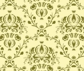 seamless pattern Free vector