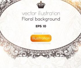 fine pattern border 04 vectors