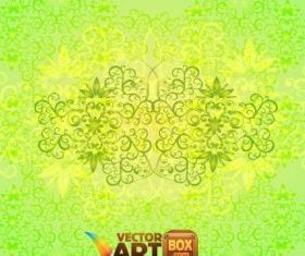 Flowers Background free vector