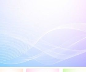 Abstract background free vector material