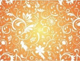 Floral Pattern Free design vector