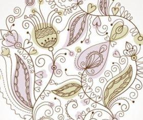 fine background pattern 03 vectors