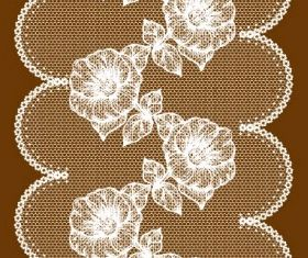 lace pattern background 03 vectors