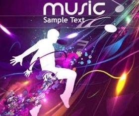 Cool music Design vector