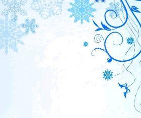 Winter Background vector graphics