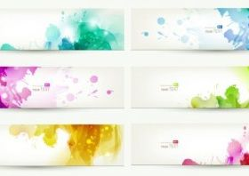 Creative Banners vector
