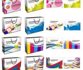 fashion handbag design vector