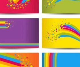 color note background 02 Illustration vector