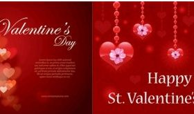 valentine day special for creative vector