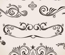 exquisite patterns 04 vector