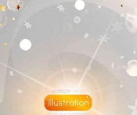 snowflake background free design vectors