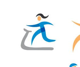 Sport Logotypes free design vectors