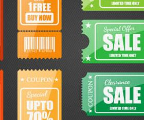 Sale Elements free 2 vector design