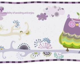 cartoon animal prints fashion vectors graphics