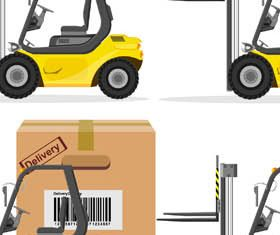 Delivery graphic Illustration vector