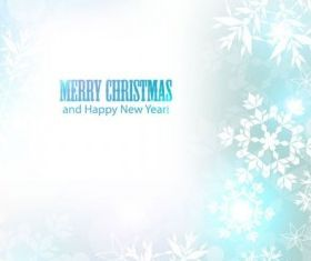 dazzling snowflake background 03 vector graphics
