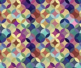Colorful Pattern Background Vector Graphic vector