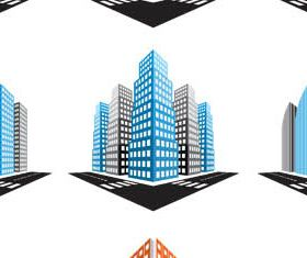 Real Estate Logotypes 23 vector