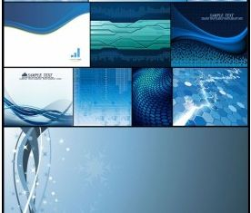 blue background vectors graphics