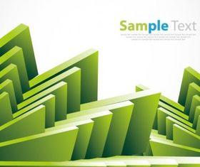 Cube Design Background vector