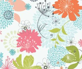 Floral Pattern art vector
