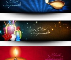 beautifully diwali background 06 Illustration vector