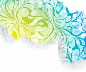 Popular Floral Background Art vectors