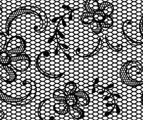 lace pattern background 05 vector