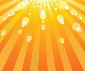 sun background 2 vectors graphics