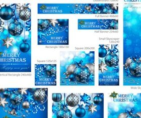 christmas promotional 02 vector graphics