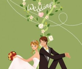 Wedding Graphic 4 vector
