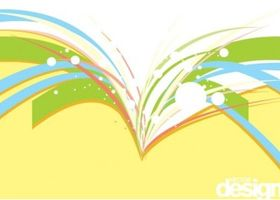 Colorful Background Design vector