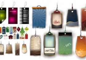 variety tag vector set