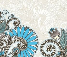 pattern background 02 vector graphics