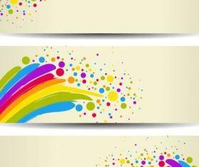 color note background 03 design vectors