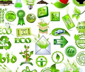 green element vectors graphics