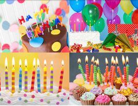 Happy Birthday Set 2 vectors