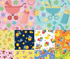 infant baby cloth background color vector graphics