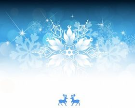 Christmas Card Design vector graphic