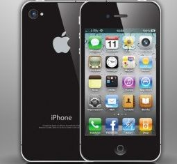 iPhone vector graphics